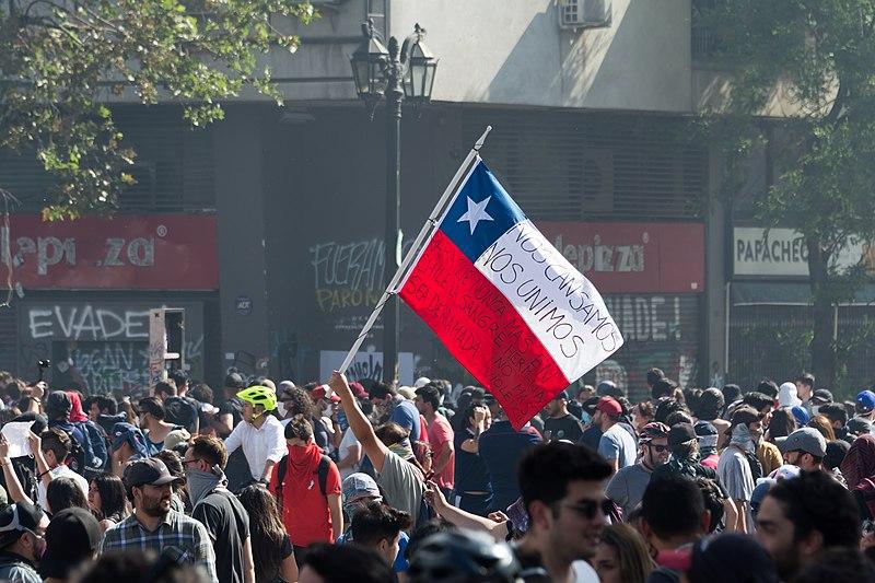 Declaración de la CSA sobre eventos en Chile