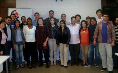 Juventud de la CSA debate sobre la autorreforma y el trabajo decente