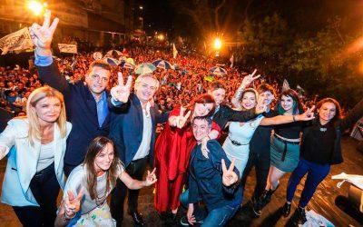 La CSA saluda a Alberto Fernández por su triunfo electoral en Argentina