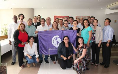 Red Sindical de Cooperación al Desarrollo Américas realiza reunión regional en São Paulo