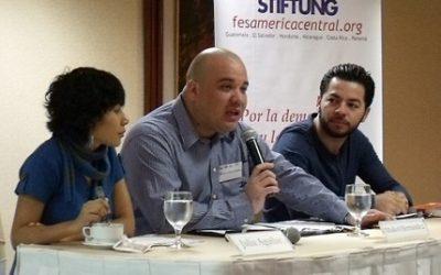 Jóvenes en acción por la autorreforma sindical