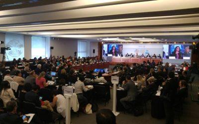 CSA participa de la primera reunión del Foro de los Países de América Latina y Caribe sobre el Desarrollo Sostenible