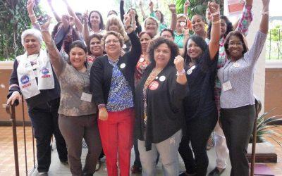 La CSA y su Comité de Mujeres (CMTA) en la CIT 2018