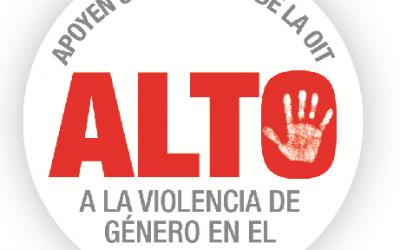Acabar con la Violencia de Género en el Mundo del Trabajo ¡15 días de acción!