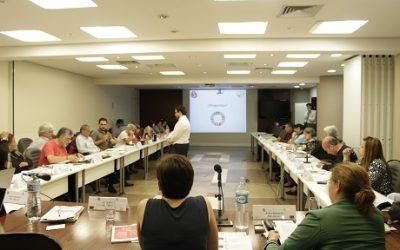 Reunión de la Red Sindical de Cooperación al Desarrollo de la CSA debate la Agenda 2030 en las Américas