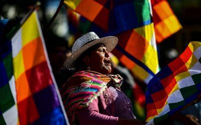 La CSA se solidariza con la huelga general convocada por la Central Obrera Boliviana