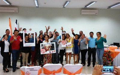 Comité de Juventud de la CSA lanza la campaña ¡dame esos cinco!