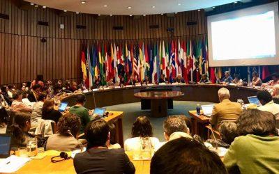 CSA participa en el foro de los Países de América Latina y el Caribe sobre el Desarrollo Sostenible 2019