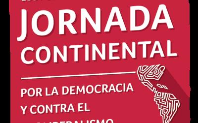 Nota de prensa: La Jornada Continental presente el XIII Taller Internacional sobre Paradigmas Emancipatórios