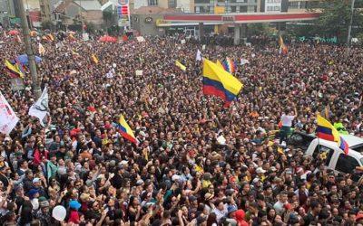La CSA condena los asesinatos de líderes y lideresas sociales en Colombia