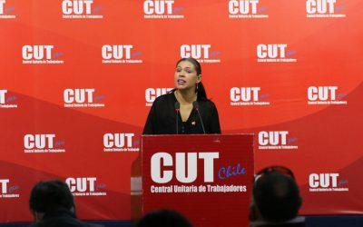 Bárbara Figueroa es electa para integrar el secretariado de la CSA