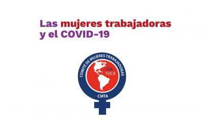 Pronunciamiento: Las mujeres trabajadoras y el COVID-19