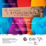 """Webinario diálogo """"Respuestas articuladas a la pandemia"""""""