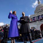 """""""Aprendemos de nuevo que la democracia es preciosa"""", dijo Joe Biden en su primer discurso"""