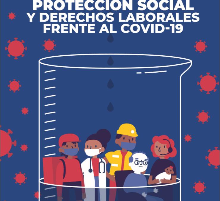 CSA presenta Informe Especial sobre Protección Social y Derechos Laborales frente al COVID-19