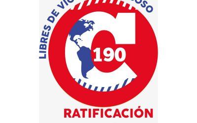 Nueva victoria para el sindicalismo de las Américas: Ecuador ratifica el Convenio 190 de la OIT