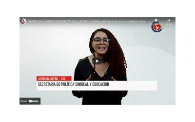 La CSA convoca a la Juventud Trabajadora de las Américas para su 1er. Encuentro Continental