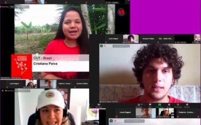 Una nueva página en la historia de la Juventud Trabajadora de las Américas