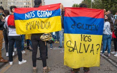 Los Sindicatos Globales y la CSA demandan respuesta urgente al pedido de la CIDH para ir a Colombia
