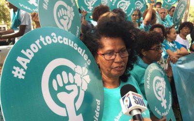 Movimientos feministas y sindicatos de República Dominicana convocan marcha para exigir la despenalización del aborto en las 3 causales