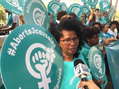 Aborto 3 causales República Dominicana