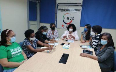 Las centrales sindicales e ISCOD, Cooperación Española lanzan proyecto de cooperación para asistir a las mujeres trabajadoras y protegerlas en sus derechos